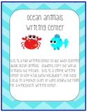 Ocean writing center