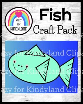 Ocean/Pond Craft: Fish