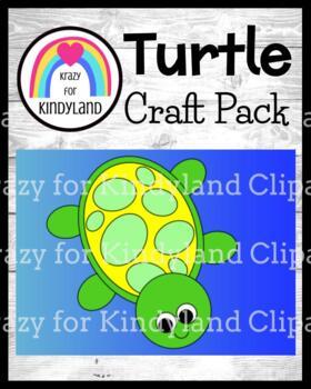 Ocean/Pond Craft: Turtle