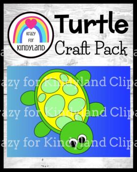 Ocean/Pond Craft: Turtle