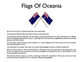 Oceania - A World Region PowerPoint