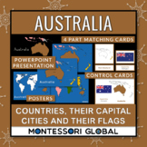 Oceania- Continent, Countries, their Flags and their Capit