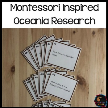 Oceania Research