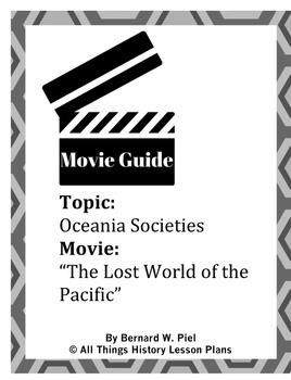 Oceania Societies Lesson Pack