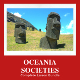 Oceania Societies Lesson Pack