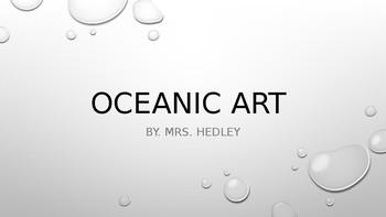 Oceanic Art PowerPoint (APAH)
