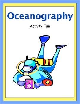 Oceanography Activity Fun