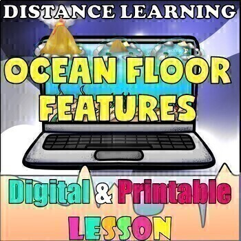 Oceanography Unit- Digital and Printable Interactive Notebook