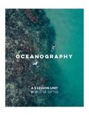 Oceanography Unit-Exploration, Pollution, Technology,Benef