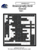 Oceanography - Word Search Enigma