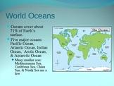Oceanography powerpoint