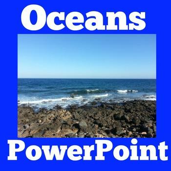 Ocean Unit Science | Oceans PowerPoint