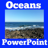 Ocean Science PowerPoint Activity