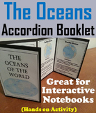 Oceans Interactive Notebook Activity