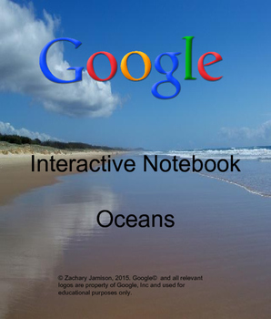 Oceans: Google Apps Interactive Notebook