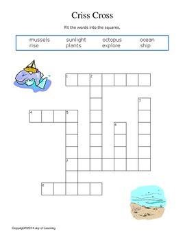 Oceans Activity Fun
