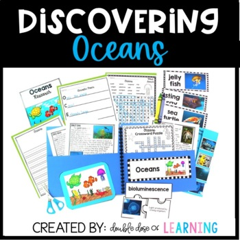Oceans Biome Research Unit with PowerPoint