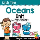 Oceans Circle Time Unit