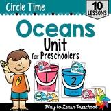 Oceans Circle Time Unit