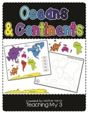 Oceans & Continents