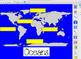 Oceans & Continents Social Studies SmartBoard Lesson Primary Grades