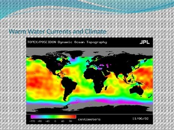 Oceans - Currents and Climate