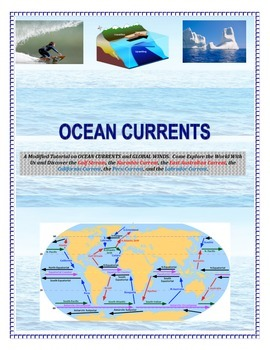 Oceans:  Currents and Maps (Come EXPLORE Your World!)