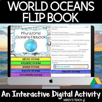 Oceans Digital Flipbook - Perfectly Paperless Resources