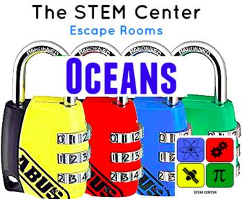 Oceans Escape Room