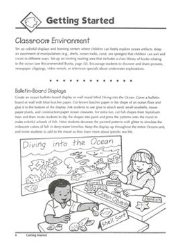 Oceans: Fun Activities for All Subjects