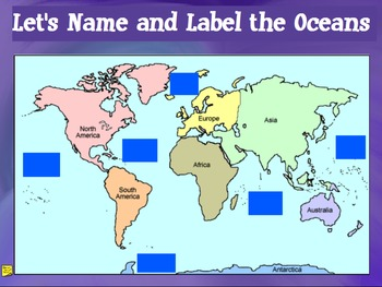 Ocean's Habitat Flip Chart