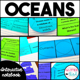 Oceans Interactive Notebook