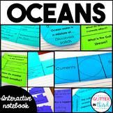 Oceans Interactive Notebook BUNDLE