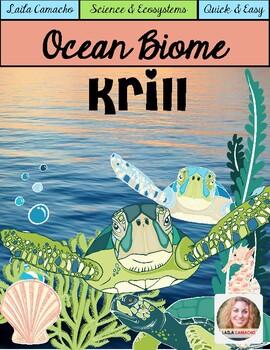 Ocean Animals Krill