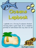 Oceans Lapbook