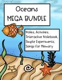 Oceans MEGA BUNDLE (Advanced, ESOL, SPED, Spanish) 338 Pag