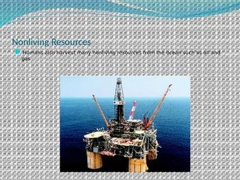 Oceans - Ocean Resources