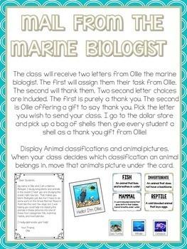 Oceans {Ocean Unit Common Core Classroom}
