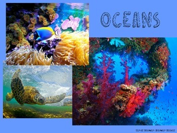 Oceans Overview PowerPoint