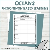 Ocean Resources for Phenomenon-Based Learning | A Cross-Cu