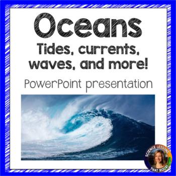 Oceans SMART notebook presentation