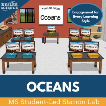 Oceans Student-Led Station Lab