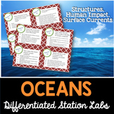 Oceans Student-Led Station Lab - Distance Learning