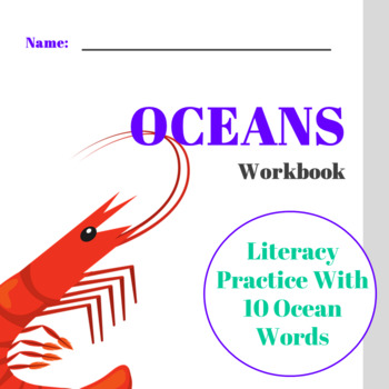 Plants and Animals: Oceans Spelling