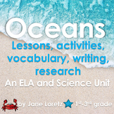 Oceans (an ELA and Science Unit)