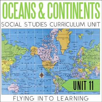 Oceans and Continents