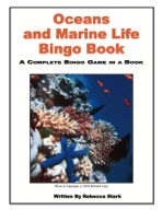 Oceans and Marine Life Bingo Book