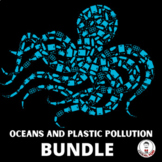 Oceans and Plastic Pollution Bundle Self-Grading Google Fo