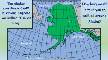 Oceans and Seas in Alaska Pack