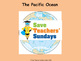 Oceans Lesson plan, PowerPoint and Worksheets